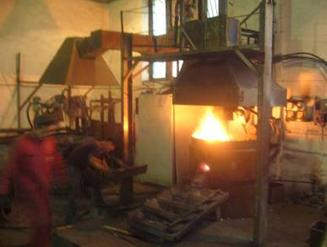 Carrying out large-scale laboratory tests on the AChS alloy smelting in the ore-thermal furnace of 200 kW at the ChMI